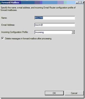 ForwardMailbox